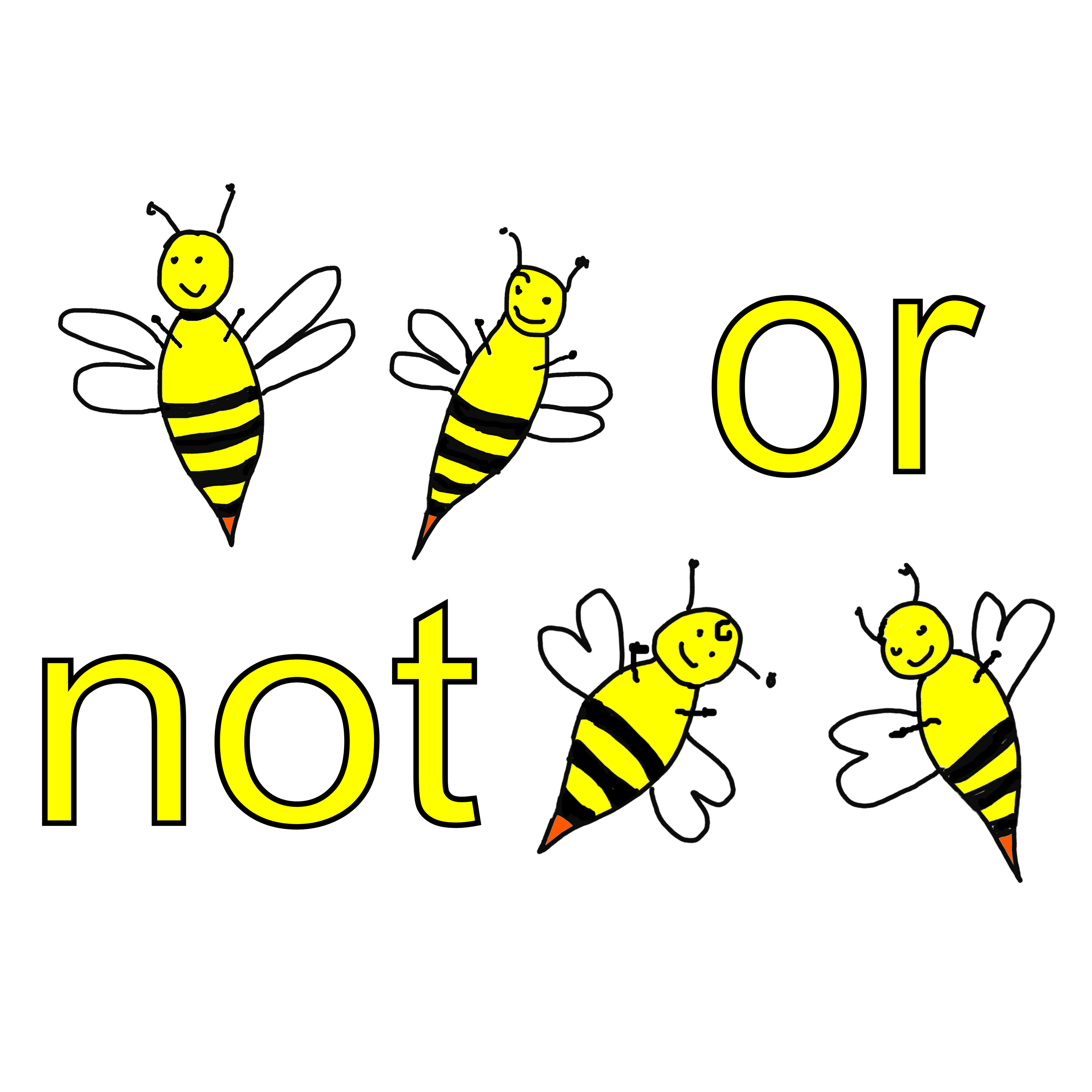 Two Bee or Not Two Bee